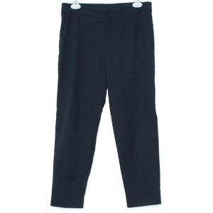J Jill Womens Pants Stretchy Blue 8 Petite H2